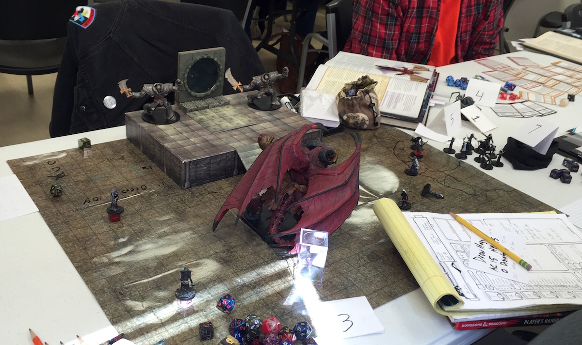 Out of the Abyss Chapter 7: Escape from the Underdark: Sly