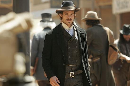 Seth Bullock in Deadwood