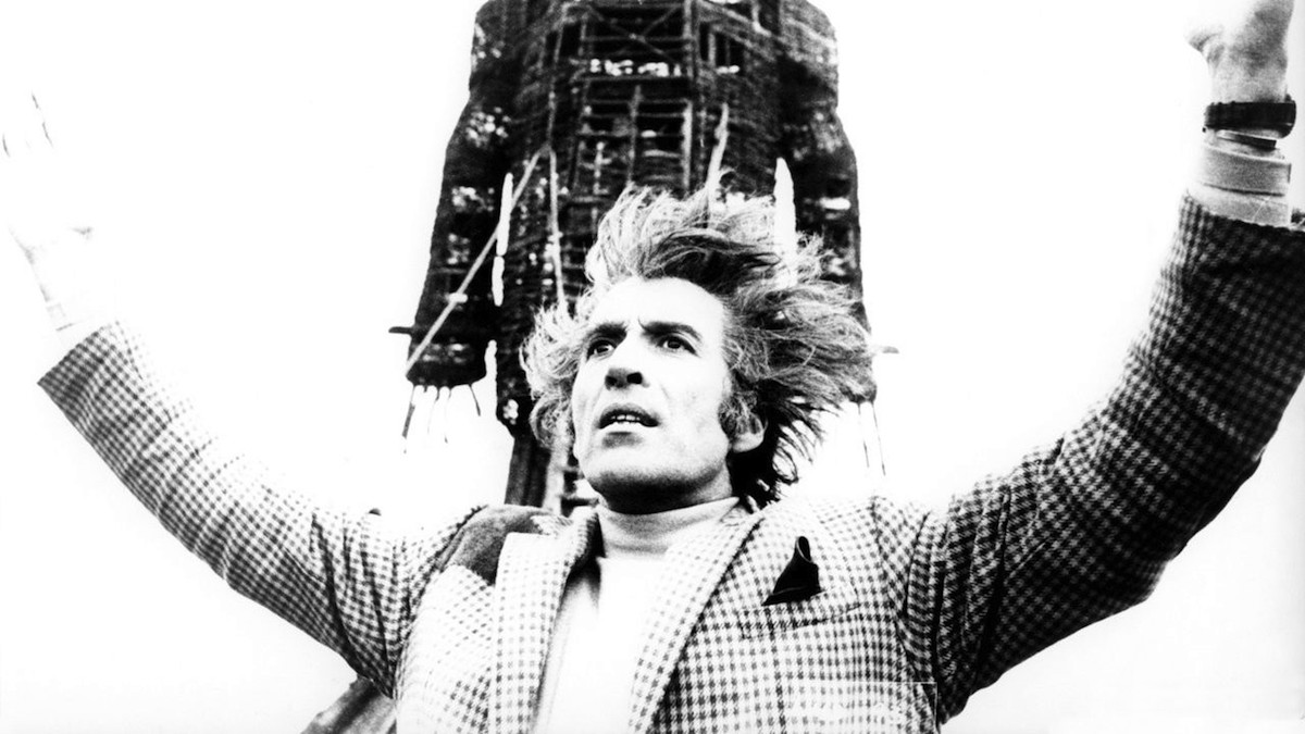The Real Wicker Man!