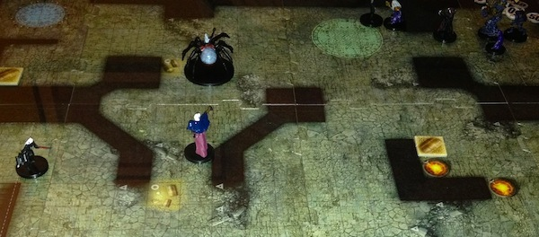 Dungeon Command Tiles