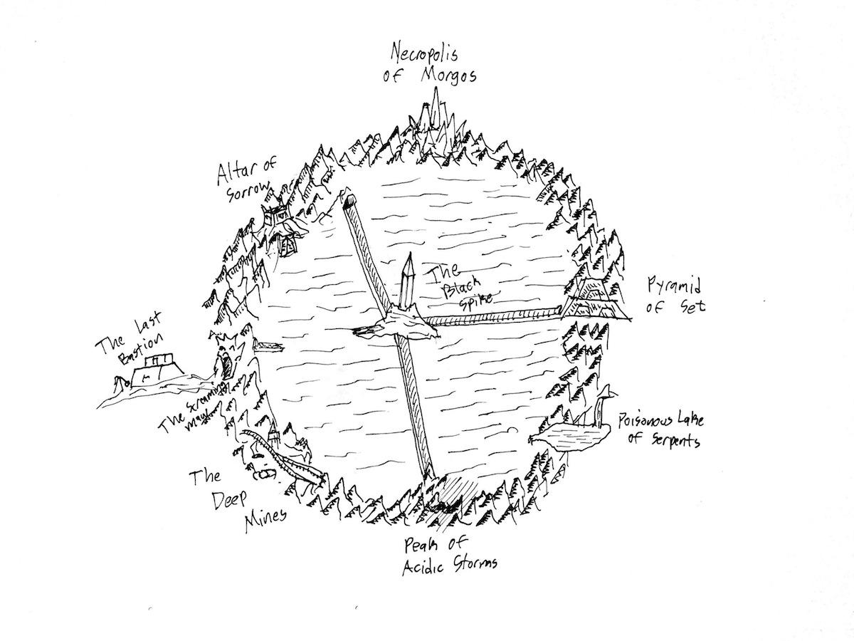 Everburn scratchy map
