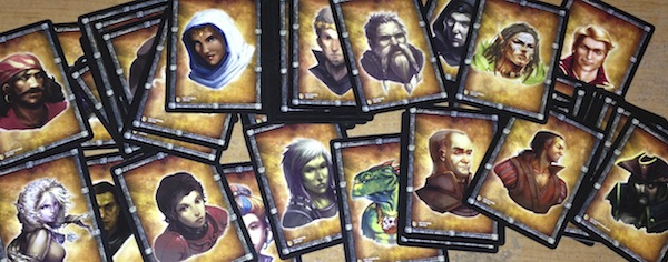 Gamemastery Face Cards