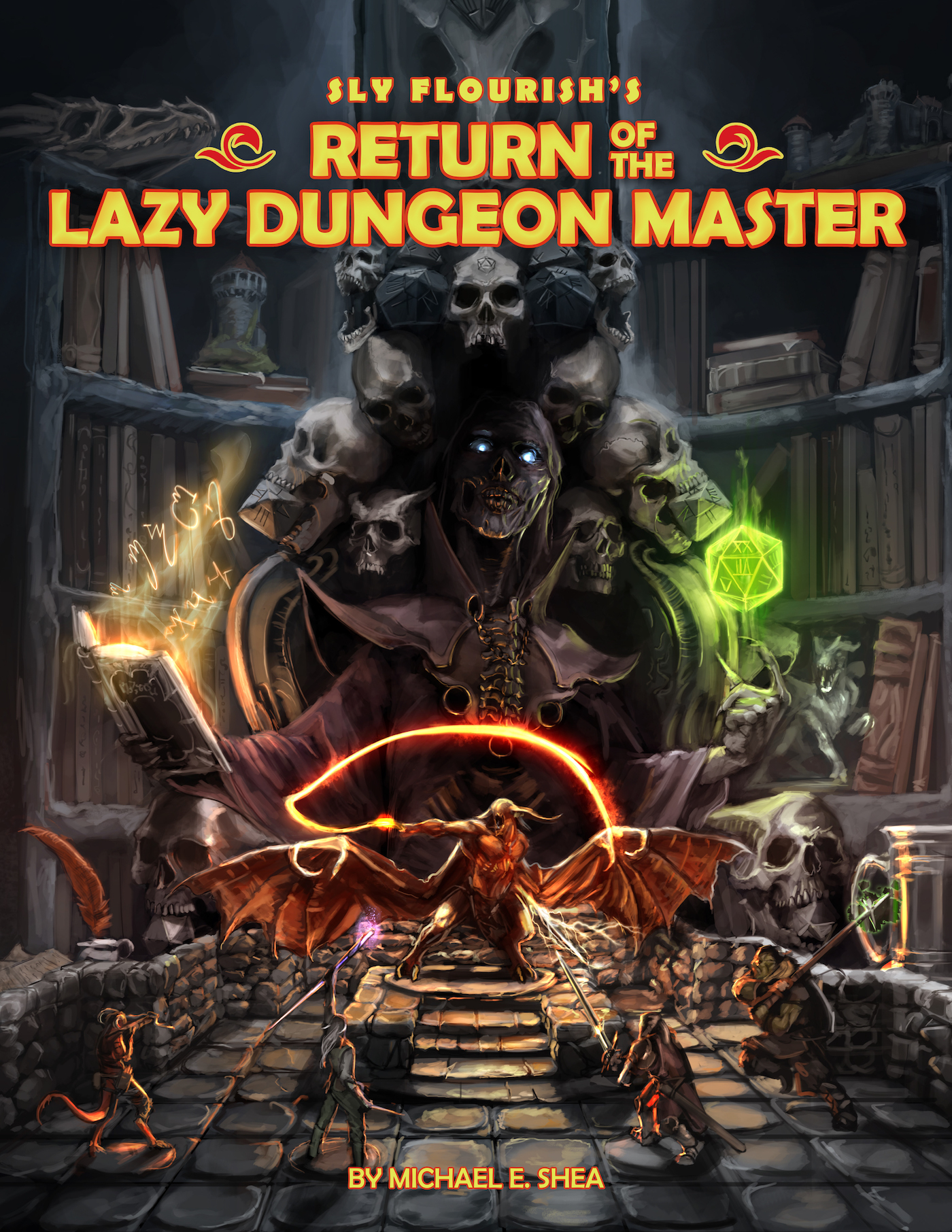 Game the master pdf of