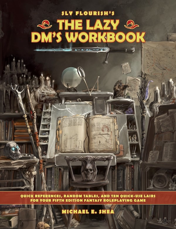 The Lazy DM's Workbook