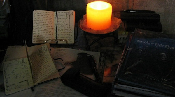 Altar of the Moleskine
