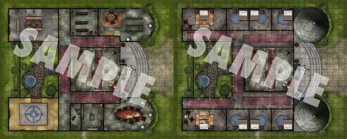 The Best Paizo Flip Mats Sly Flourish