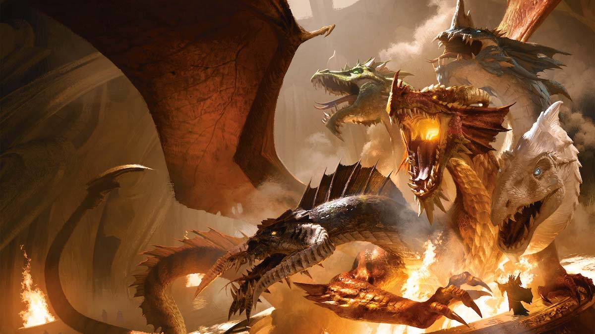 Running Rise of Tiamat: Sly Flourish