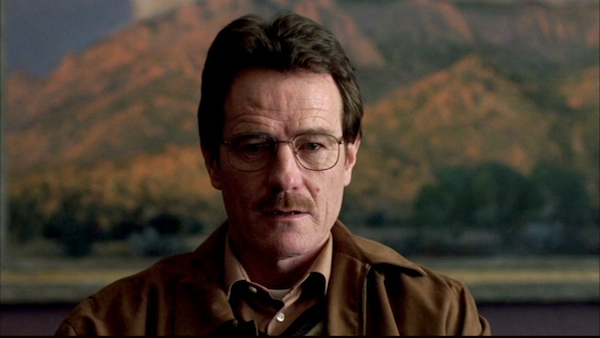 Walter White, Season 1