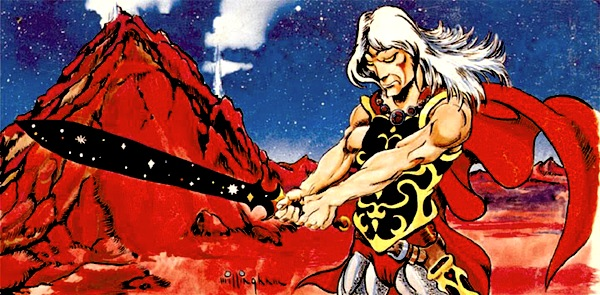 White Plume Mountain: Blackrazor