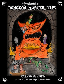 Dungeon Master Tips Cover